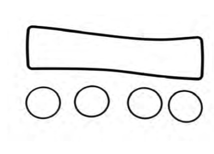 rail matrix 544 dichtung o ringe online kaufen. Black Bedroom Furniture Sets. Home Design Ideas