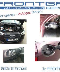 Autogas Technologie für Deutschlands Straßen