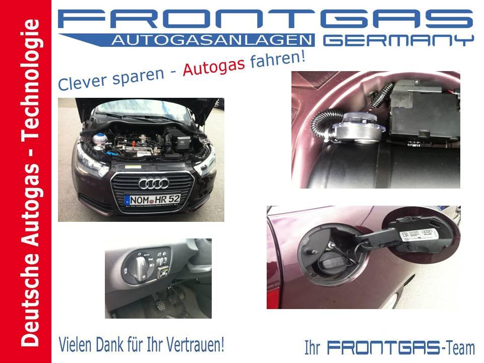 Details zu Autogas Umbau Anfrage Audi A1 LPG Autogas Umrüstung