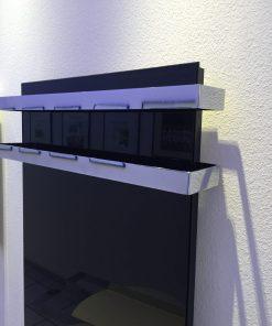 Glaswärmt Handtuchhalter für IGP Serie