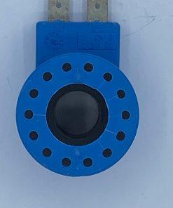 Autogas-LPG-Erastzteile-Lovato-Magnetspule-12v-8Watt-4065004-Blau-schwarze-Löcher