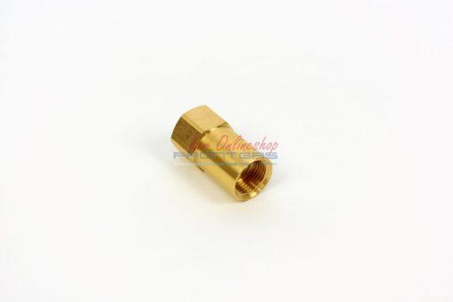 Gasflaschen Adapter 21,8mm
