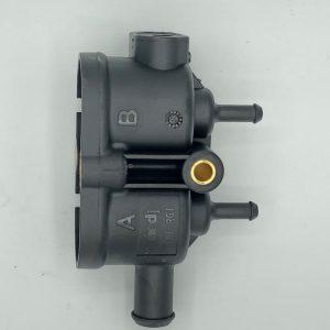 Autogas-LPG-Landirenzo-Ersatzteile-MED-Railhalter-Gehäuse-Ohne-Sensor-1