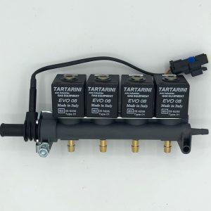 Autogas-LPG-Ersatzteile-Einspritzrail-Tartarini-EVO-07-08-E13 67R-010285-Temperatursensor-2