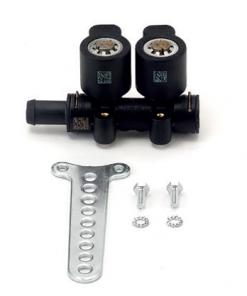 Autogas-LPG-Ersatzteile-Injektor-Rail-Lovato-2Zyl.-KP-JLP2KP-E13 67R-010194-238606000-1