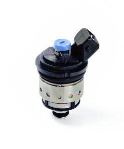 Frontgas-Autogas-LPG-Ersatzteile-Landirenzo-Einspritzdüse-MED-Blau-237128000