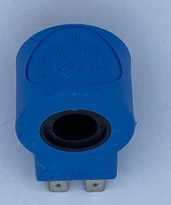 Autogas-LPG-Erastzteile-Lovato-Magnetspule-12v-11Watt-S2-S3-S4-Blau-schwarze-Löcher-2