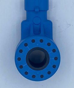 Autogas-LPG-Erastzteile-Lovato-Magnetspule-12v-8Watt-520001-Blau-schwarze-Löcher-mit-Steckeranschluss-2