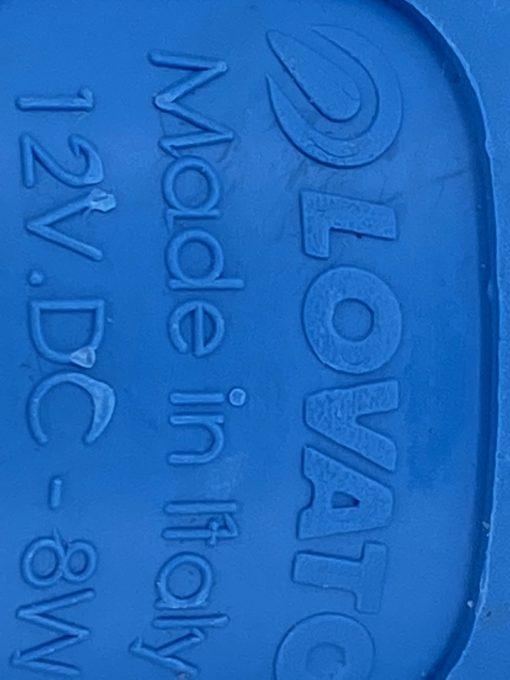 Autogas-LPG-Erastzteile-Lovato-Magnetspule-12v-8Watt-520001-Blau-schwarze-Löcher-mit-Steckeranschluss-4