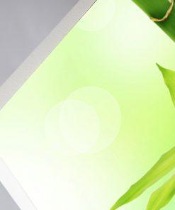 GlasWärmt-Infrarotheizung-Motiv-IMMP-450Watt-Bambus-600x600x25mm-Detail