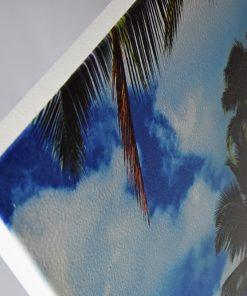 GlasWärmt-Infrarotheizung-Motiv-IMMP-450Watt-Strand-600x600x25mm-Detail