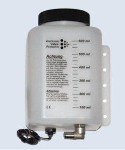 Frontgas Valve-P. Additivtank komplett 600ml
