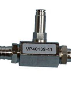 Frontgas Valve-P. Additivweiche 12 mm-13mm