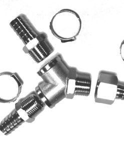 Frontgas Valve-P. Additivweiche Y-Erweit. 12 mm 0812