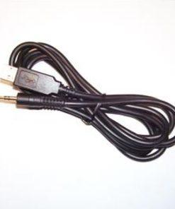Frontgas Valve-P. Programmier-Kabel