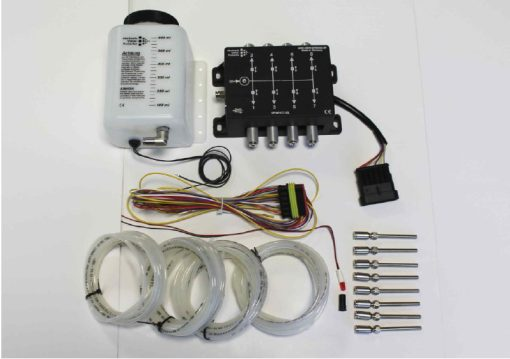 Frontgas Valve-Protector Sequent Light 8 Kit-D