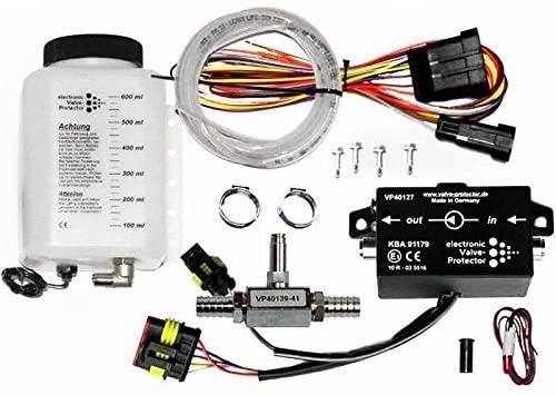 Frontgas_Valve_Protector_Kit-2_600ml_3Meter-Schlauch_Additivweiche-12mm_Rückschlagventil
