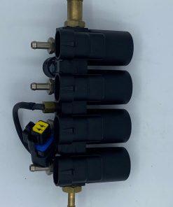 BIGAS-Rail-SGIS-4Zylinder-mit-Sensor-E20-67R-01049-DI-21F-2.0-Autogas-LPG-Ersatzteile-3