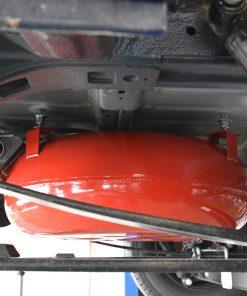 Frontgas-Campingtank- Brenngastank- Ringtank-Unterflur-58Liter- 630x225mm-R67-Zulassung-2